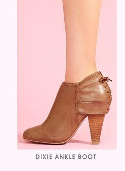 Dixie Ankle Boot