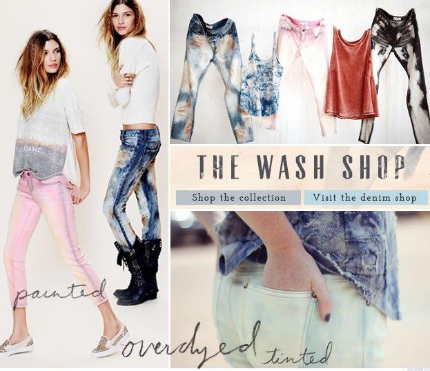 Wash Shop