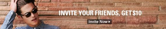 Invite, get $10
