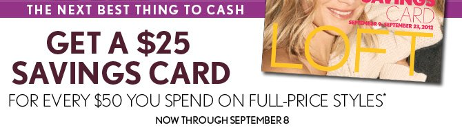 THE NEXT BEST THING TO CASH 