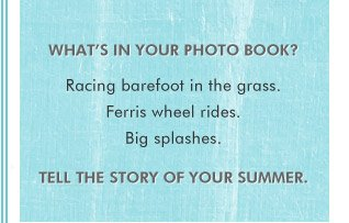 What's in your photo book?