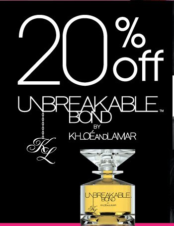 20% OFF Unbreakable Bond