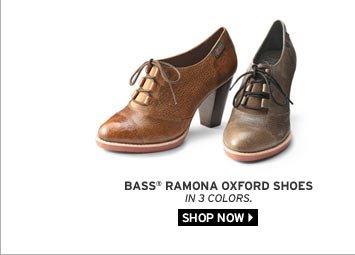 Bass® Ramona Oxford Shoes