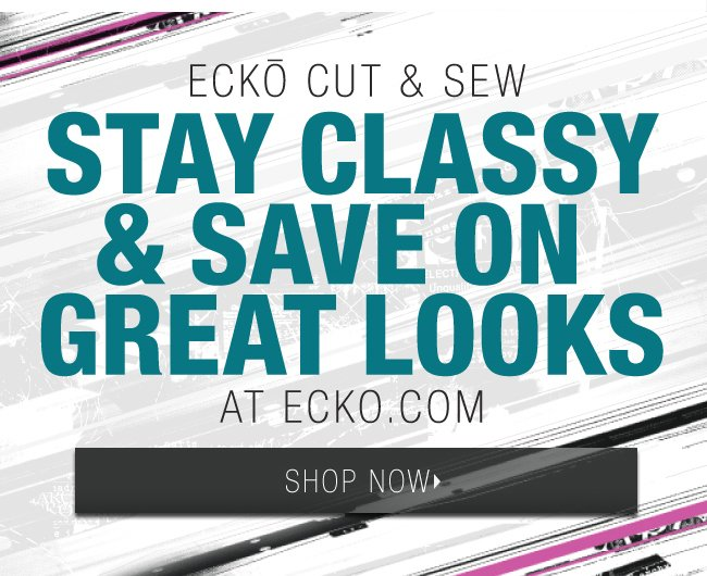 Stay Classy & Save On Great Looks