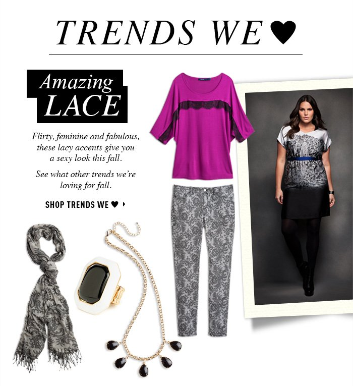 TRENDS WE HEART