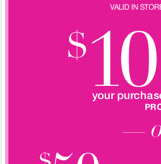 Use this coupon In store and online to save big!  Shop Now