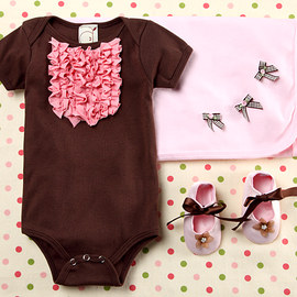 A Touch of Chocolate: Babywear