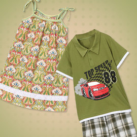 Green Machine: Kids' Apparel