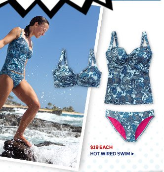 Hot Wired Swim >