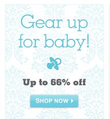 Up to 66% OFF! Baby cribs, sleep sacks, strollers & more.