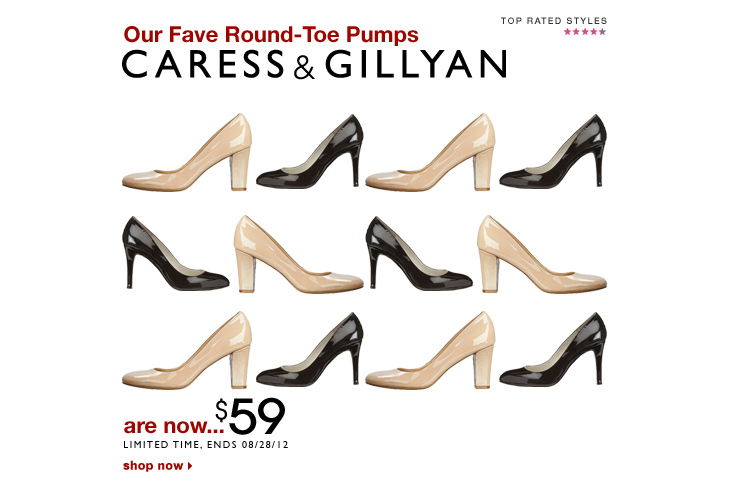 Click here to shop Caress & Gillyan