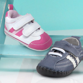 Tiny Toes: Infant Shoes