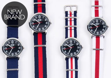 Shop Classic Watches By Hemingway