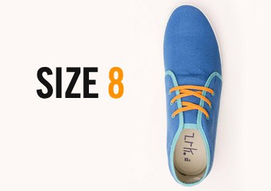 Shop Shoes Starting at $14.99: Size 8