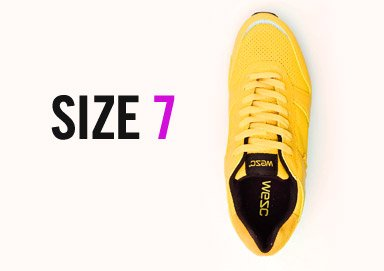 Shop Shoes Starting at $14.99: Size 7