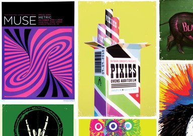 Shop All New Concert Posters