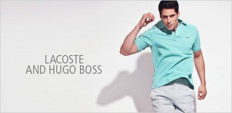 Lacoste & Hugo Boss