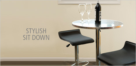 Stylish Sit Down
