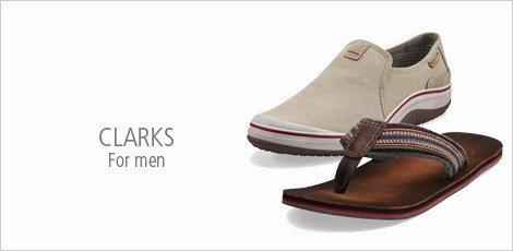 Clark Shoes for Men