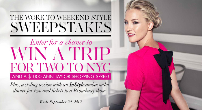 THE WORK TO WEEKEND STYLE