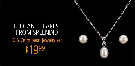 Elegant Pearls from Splendid