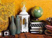 From Around the Globe Artisan & Vintage Decor