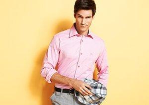 Classic Shirting: Ginghams, Plaids, Checks and Stripes