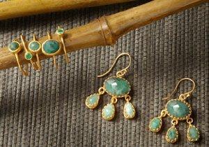Jewelry: Semi-Precious Stones
