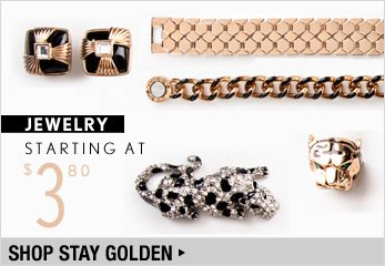 Jewelry Starting at $3.80 - Shop Now