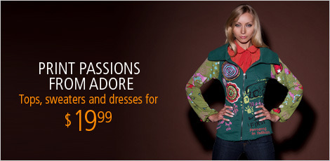 Print Passions From Adore