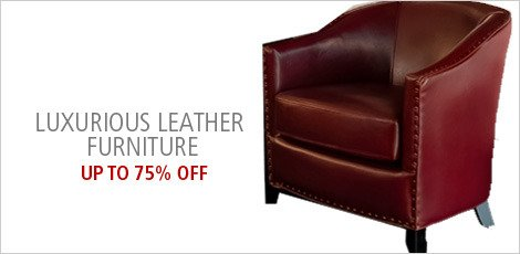 Luxurious Leather Furniture