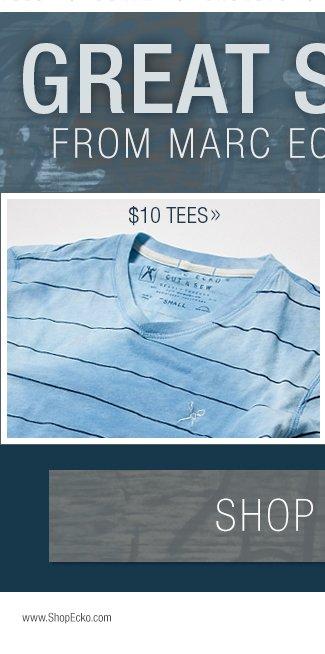 Great Savings From Marc Ecko Cut & Sew