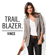 Trail Blazer. Vince.
