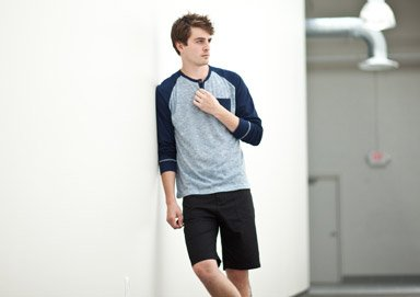 Shop The Trend: Raglans and Henleys