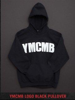 YMCMB LOGO ZIP