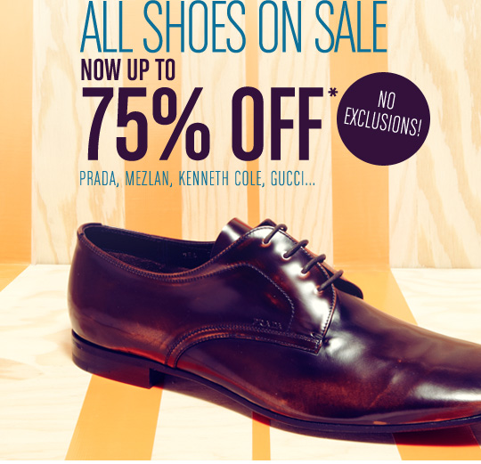 All Shoes on Sale Today