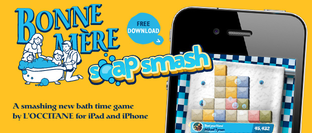 Bonne Mere Soap Smash
