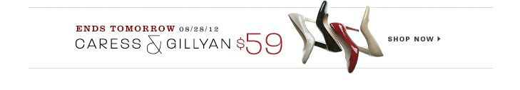 Click here to shop Caress & Gillyan Pumps