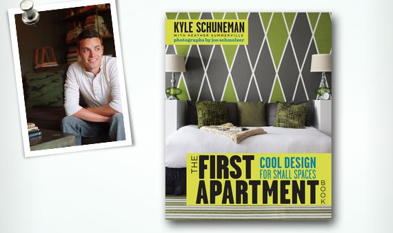 The Apartment Book by Kyle Schuneman  -- Visit Event