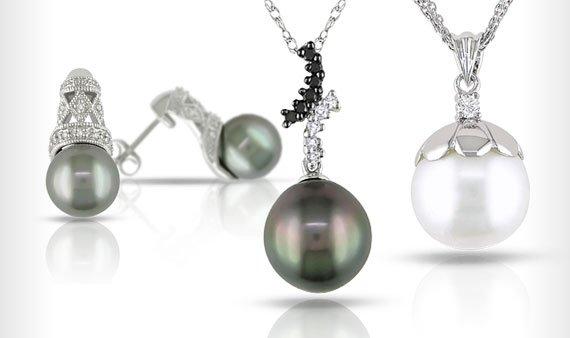 Elegant Impact: Tahitian Pearls -- Visit Event