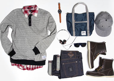 Shop Gear Up: Fall Essentials