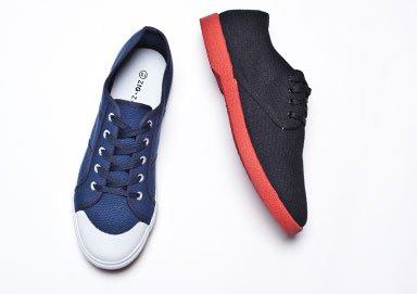 Shop Sneaker Day: Zig-Zag