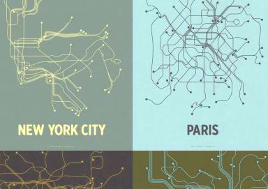 Shop Subway Transit Prints