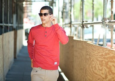 Shop Fall Essentials: The Henley