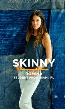Skinny | Romina | Student From Miami, FL