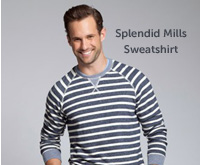 Splendid Mills Sweatshirt