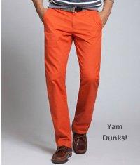 Yam Dunks!