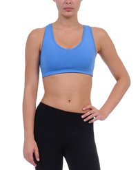 Racer-Back Sports Bra