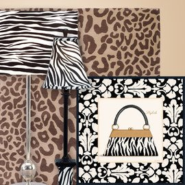 Safari Chic: Home Dcor