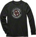 Oklahoma Sooners Charcoal Campus Tradition Slub Knit Long Sleeve T-Shirt